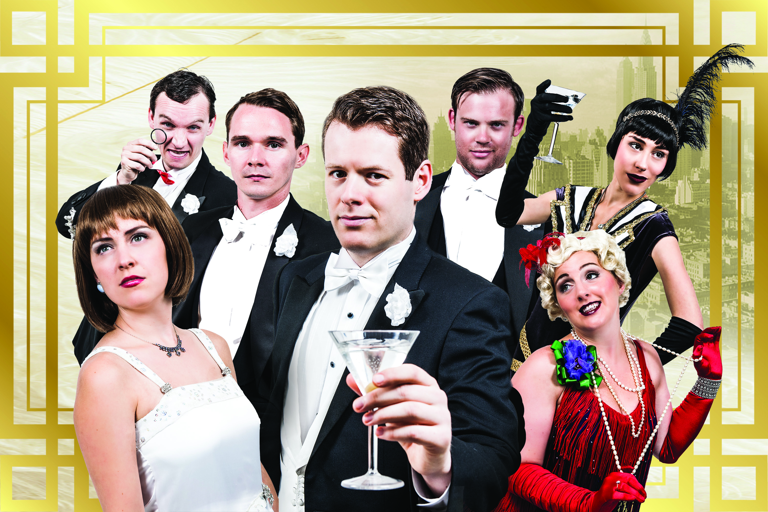 Review: The Great Gatsby at The Towngate Theatre