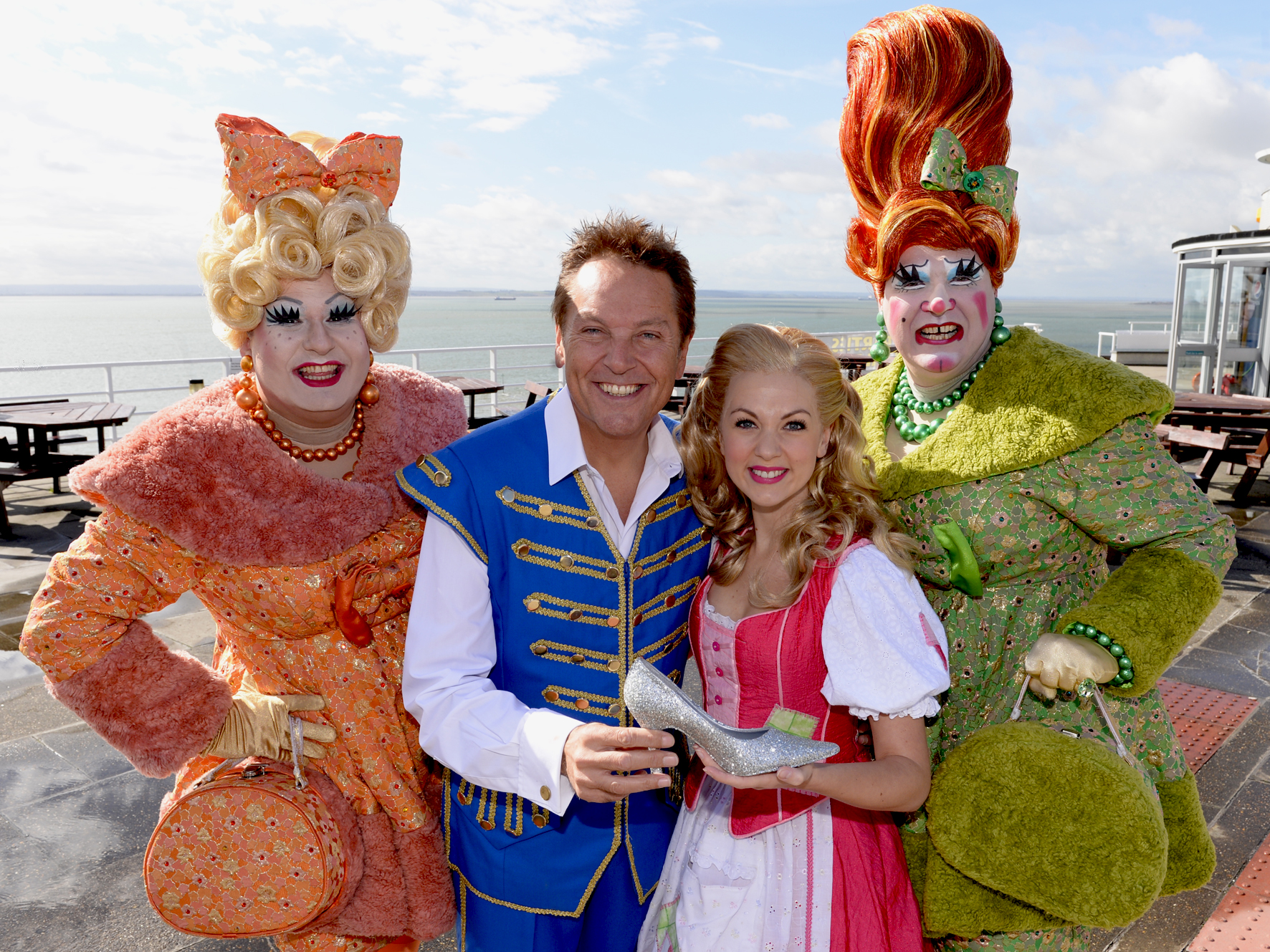 Enjoy plenty of magic at Cliffs Pavilion, Southend, this Christmas with their spectacular production of Cinderella