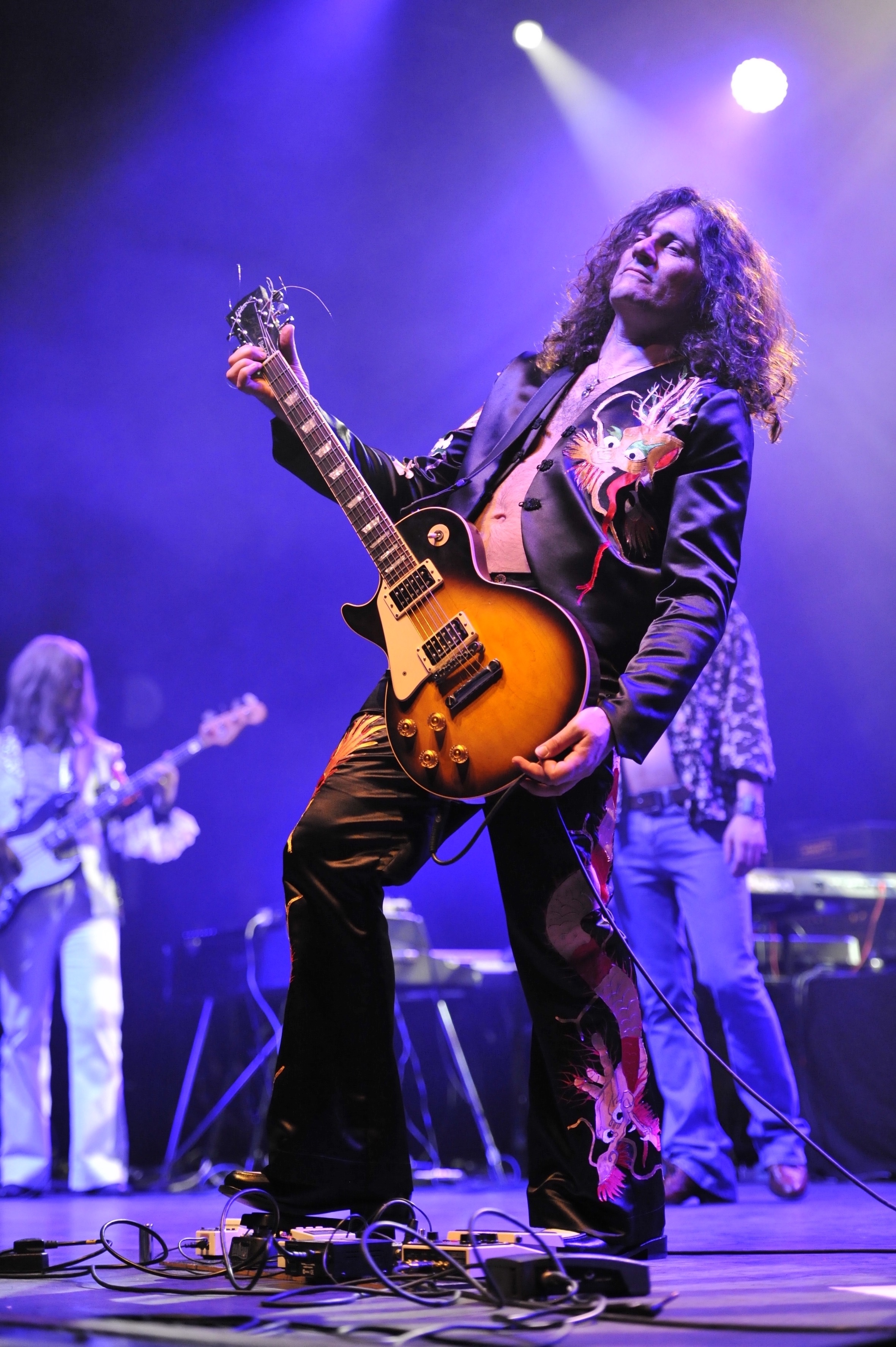 Let Boot-Led Zeppelin transport you back to the 70s at Queen's Theatre, Hornchurch, next week