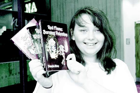 A 15-year-old author will be one of the shining stars at the first ever literary and arts festival in Leigh On Sea