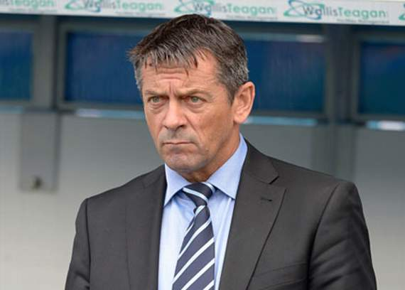 Southend throw in the towel at Wigan - attitude poor says boss Phil Brown