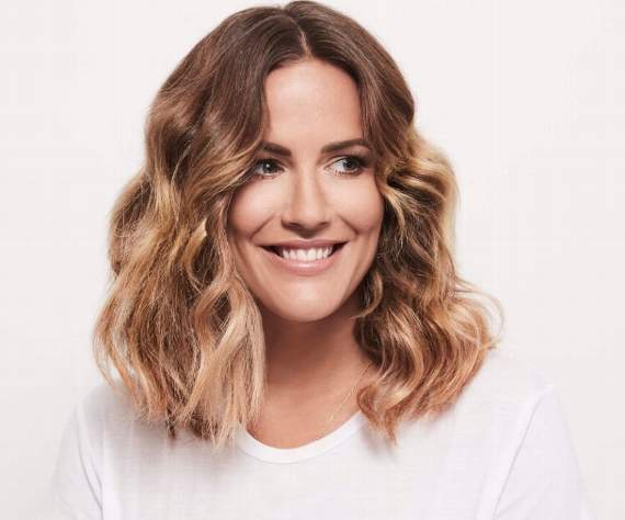 See Caroline Flack's stage debut in Crazy For You at Cliffs Pavilion, Southend, this September