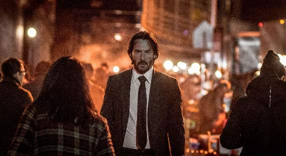 Film revue: Keanu Reeves and Laurence Fishburne reunite in hyperviolent sequel John Wick: Chapter 2
