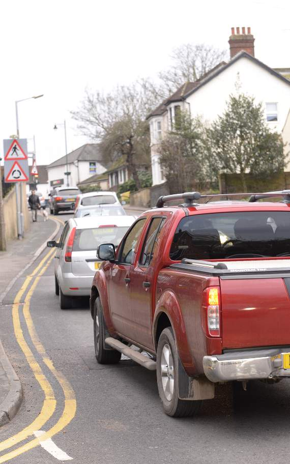 TRAFFIC: Delays between London Road and the Fairglen Interchange
