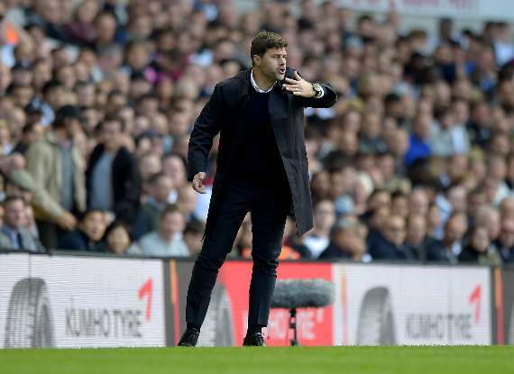 Mauricio Pochettino: 'We showed great character, personality after a very disappointing weekend. I am very pleased' - Crystal Palace 0-1 Tottenham Hotspur - Reaction
